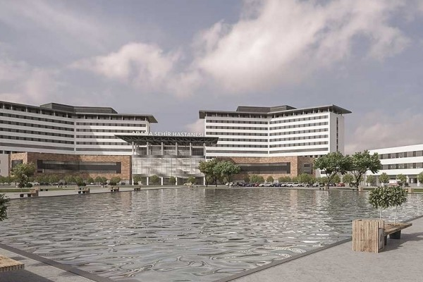 Adana Integrated Health Campus is now fully operational.